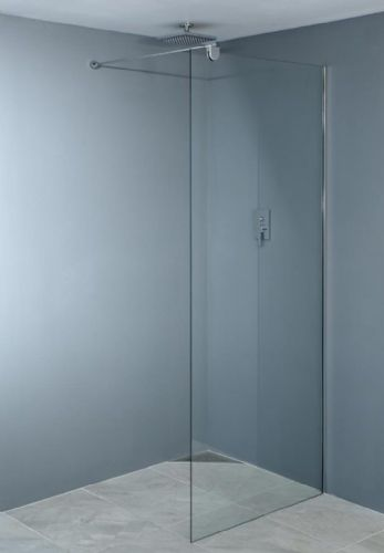 Single Wetroom Screens - Various Colours